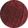 Lana Grossa Mary´s Tweed Farbe: 005 Dunkelrot meliert