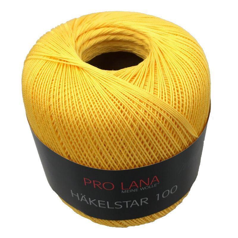 Häkelstar 100 - feines Häkelgarn aus reiner Baumwolle