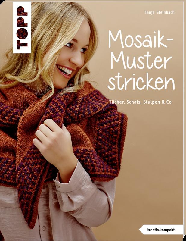 Buch Mosaik Muster Stricken Von Tanja Steinbach Fluse Und Fussel