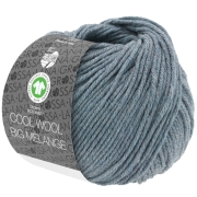 Lana Grossa Cool Wool Big Melange GOTS