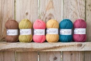 West Yorkshire Spinners Bluefaced Leicester DK - Autumn Collection