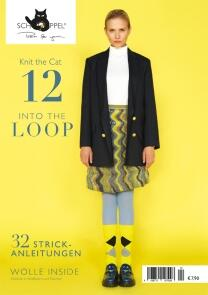 Schoppel Wolle Knit the Cat Nr. 12 - Into the Loop