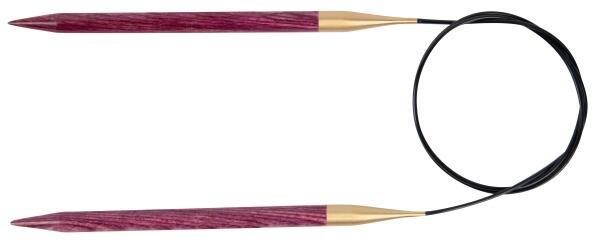 KnitPro Rundstricknadel Symfonie 40cm  Stricken Nadel Holz alle Größen