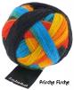 Schoppel Zauberball - Single Version - 4-fach Sockengarn Farbe Frische Fische