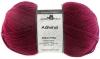 Schoppel Admiral 4fach-Sockenwolle Farbe burgund