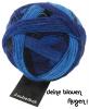 Schoppel Zauberball - Single Version - 4-fach Sockengarn Farbe deine blauen Augen!