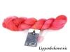 Schoppel Cat Print Hand-dye Collection 6 Karat - traumhaftes Schurwoll und Seidengarn Farbe Lippenbekenntnis