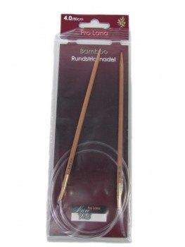 Pro Lana Rundstricknadeln 80cm aus Bambus