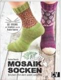 Buch - CraSy Mosaik Socken von Sylvie Rasch