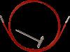 ChiaoGoo TWIST Red Seile MINI für Nadelspitzen 1,75mm-2,5mm