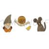 Jim Knopf - Gartenfreunde Knopf Zwerg, Schnecke oder Maus