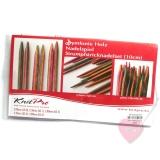 KnitPro - Symfonie Holz Nadelspiel-Set 10cm