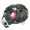 """Knit Collage -  """"Daisy Chain """" in acht wunderschönen Farben Hyacinth Purple"""