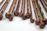 KnitPro - Symfonie Holz Jackenstricknadeln 25cm