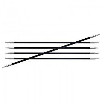 KnitPro - Karbonz Nadelspiel 15cm