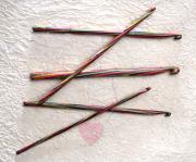 KnitPro - Symfonie Holz Häkelnadel 15cm