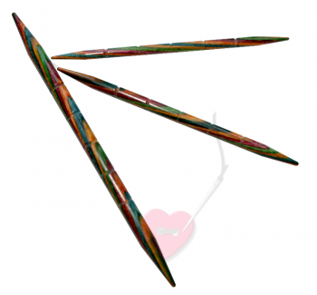 KnitPro - Symfonie Holz Zopfnadel Set (3St.)