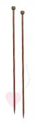 KnitPro - Symfonie Holz Jackenstricknadeln 35cm