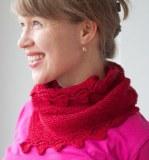 strickmich! Anleitung - Knit your love Tuch von Martina Behm