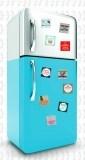 strickimicki - Kühlschrankmagnete mit flotten Sprüchen für Kühlschrank und Magnetwand