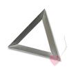 Aluminium Schälchen mit flachen Seitenrändern zum leichteren Aufnehmen feiner Perlen
