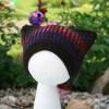 Strickanleitung Kunterbunte Pixie-Mütze
