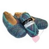 Wash-Filz Filzwolle colori - Color Dochtwolle zum Strickfilzen