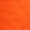 Wollfilz aus 100% Wolle 1mm in leuchtenden Farben 20x30cm Platten Farbe 04 orange