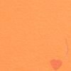Wollfilz aus 100% Wolle 1mm in leuchtenden Farben 20x30cm Platten Farbe: apricot/aprikose