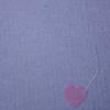 Wollfilz aus 100% Wolle 1mm in leuchtenden Farben 20x30cm Platten Farbe Lavendel