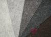 Wollfilz aus 100% Wolle 1mm in 10 Naturtönen in 20x30cm Platten brauntöne
