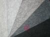 Wollfilz aus 100% Wolle 1mm in 10 Naturtönen in 20x30cm Platten naturgrautöne