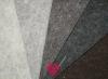 Wollfilz aus 100% Wolle 2mm in 10 Naturtönen als Meterware Brauntöne