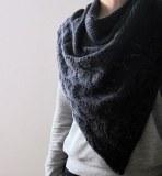 Rosy Green Wool Anleitung - Tuch Ainu