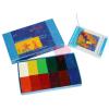Stockmar - Wachsmalblöcke in der Schachtel 12 Farben im Set