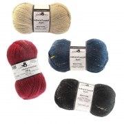 Schoppel Wolle Admiral 4-fach Tweed Sockengarn