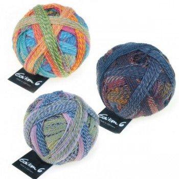 Schoppel Wolle  Edition 6.0 aus 100% Merino Schurwolle