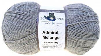 Schoppel Wolle Admiral 4-fach Melange Sockengarn