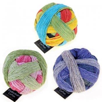 Schoppel Wolle Zauberball® Cotton - Bio Baumwolle
