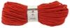 Schoppel XL - volumiges, extra dochtiges Rastagarn für extravagante Unikate aus Schurwolle Farbe: rote Erde