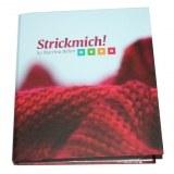 Ordner für strickmich! Anleitungen von Martina Behm