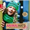 Buch - Animal Hats von Lydia Klös inkl. 3 Label