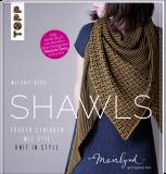 Buch - Shawls von Melanie Berg
