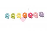 """Buchstabenhits für Kids 18mm - 2-Loch Knopf """"Q"""""""