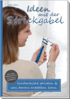 Buch - Ideen mit der Strickgabel von Petra Böck