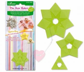 Clover Bow Maker - Schablone für Schleifenblumen in drei Größen erhältlich