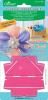 Clover Kanzashi Flower Maker - Schablonen für einzigartige Stoffblüten 8481