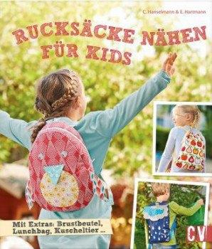Buch - Rucksäcke nähen für Kids von C. Hanselmann und E. Hartmann