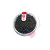 efco Rocailles / Indianerperlen metallic 2,6mm Farbe blaumix - regenbogen
