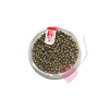 efco Rocailles / Indianerperlen metallic 2,6mm Farbe grau